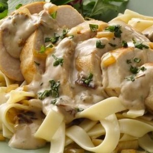 The Delicious Twist on Chicken Alfredo You'll Want to Try