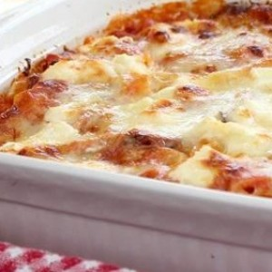 The Absolute Best Italian Baked Pasta You've Ever Had
