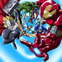 Marvel Anime Series Announced