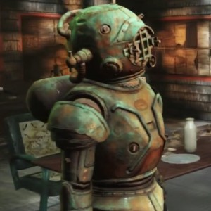 Dive Suit Location In 'Fallout 4'