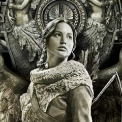 Epic New IMAX Poster For 'The Hunger Games: Catching Fire'
