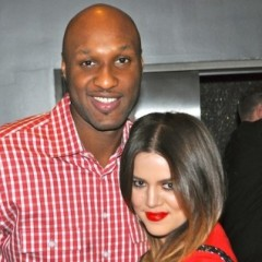 See How Khloe & Lamar Celebrated His Birthday