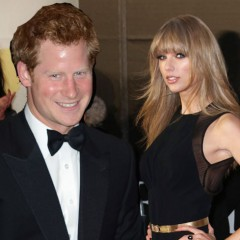 Taylor Swift is Getting a Little Too Close to Prince Harry