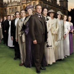 'Downton Abbey' Renewed For Fifth Season
