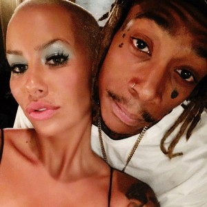 Amber Rose Says She and Wiz Would Still Be Together If