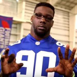 Jason Pierre-Paul's Fireworks Safety PSA One Year After Accident