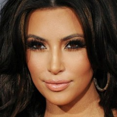 Check Out Kim Kardashian Without Makeup