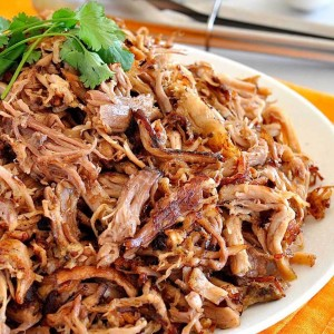 Anne Burrell's Mexican Pulled Pork