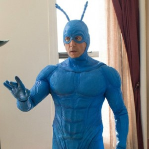 Our First Look at 'The Tick'