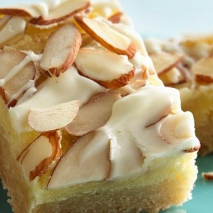 These Almond Bars Are Perfect