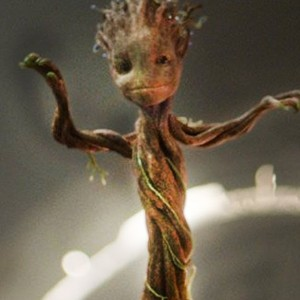 Baby Groot of 'Guardians of the Galaxy 2' Teased At Comic-Con