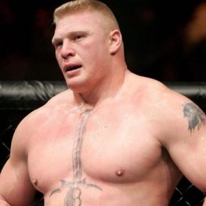 Brock Lesnar Suspended For Failed Drug Test