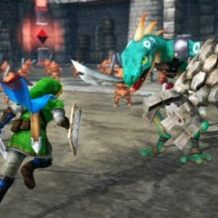 Dynasty Warrior Meets Zelda In 'Hyrule Warriors'