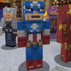 Marvel Comes to Minecraft
