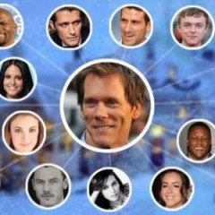 Kevin Bacon's 12 Degrees of Christmas