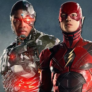 Looks Like Cyborg Will Definitely Be in 'The Flash' Movie