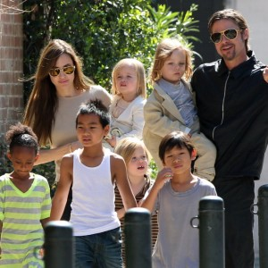 Angelina Would've Dumped Brad Years Ago If Not For Their Kids
