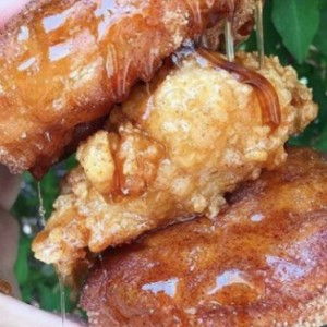 The Churro Fried Chicken Sandwich Is 2016's Cronut