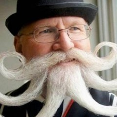 25 Craziest Facial Hair Fashions On Earth