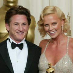 Charlize Theron And Sean Penn Spend New Year's Eve Together