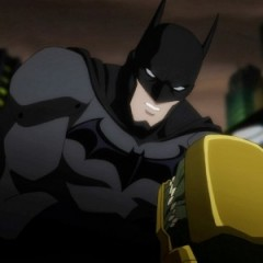 Batman Meets Green Lantern In First 'Justice League: War' Clip