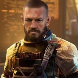 Conor McGregor on Being in 'Call of Duty: Infinite Warfare'