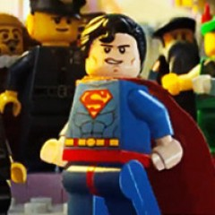 Channing Tatum Is Superman In 'The LEGO Movie'