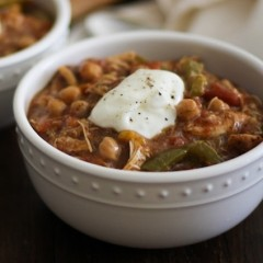 A Delicious Mexican Twist On Chili