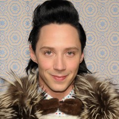 Johnny Weir's Fabulous Outfits Make The Olympics Amazing