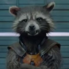 Meet Marvel's Rocket Raccoon