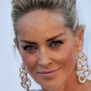 Why Sharon Stone Doesn't Want to Look Younger