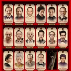 Meet The Cast Of 'The Grand Budapest Hotel'
