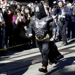 Andrew Garfield Didn't Bail On Batkid