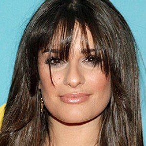 Check Out  Lea Michele's Bizarre Makeover