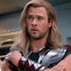 Chris Hemsworth Talks 'The Avengers 2'