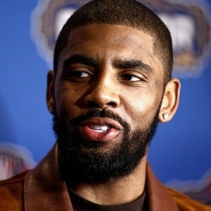 Teammates Troll Kyrie Irving For Thinking The Earth Is Flat
