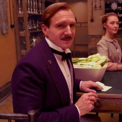 Wes Anderson's Style Adorns 'The Grand Budapest Hotel'