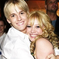 Aaron Carter Still Thinks He Has A Shot With Hilary Duff