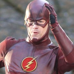 10 Shots of The Flash Costume In Action