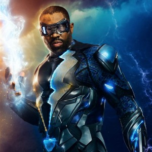 First Look At New CW Superhero Show 'Black Lightning'