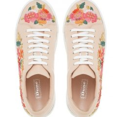 Seize Upon Spring's Hottest Shoe Trend, Blush Sneakers
