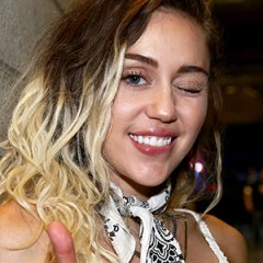 Why Does Miley Cyrus Have Two-Toned HairNow?