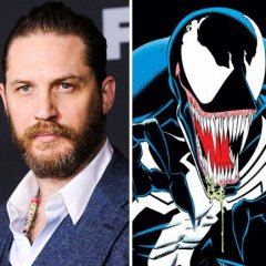 Tom Hardy to Star in 'Venom' Movie