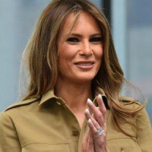 Melania Trump Gets High Marks in Saudi Arabia