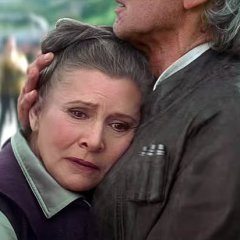 Carrie Fisher Would've Been the Main Heroine of 'Episode IX'