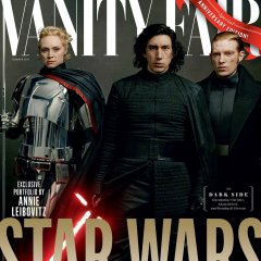 The Last Jedi Cast Photos Revealed for New 'Star Wars'