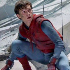 Tom Holland Shows Off His Favorite 'Spider-Man Homecoming' Stunt