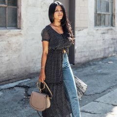 The Number One Way to Wear Your Maxi Dress This Summer