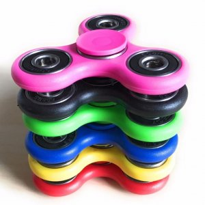 German Customs to Crush 35 Tons of Seized Fidget Spinners
