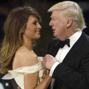 The Story of Donald and Melania Trump's Love Affair